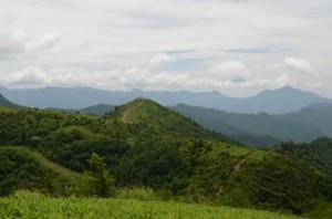 のんびり飯盛山