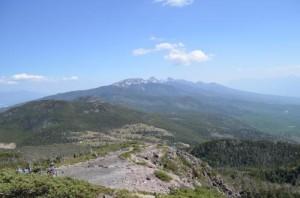 八ヶ岳 北横岳