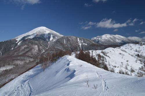 八子ヶ峰の稜線歩き(その2)