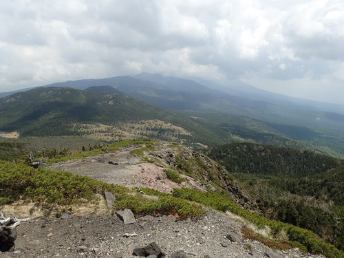 南峰からの展望